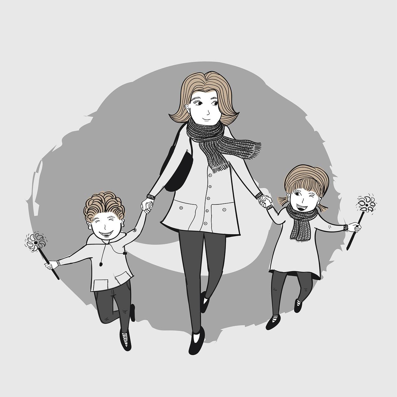 Family Kids Parent Mother Day  - Saydung89 / Pixabay