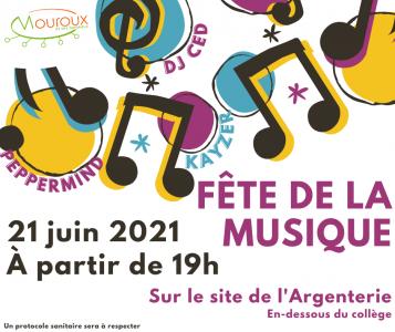 POST FETE DE LA MUSIQUE 2021